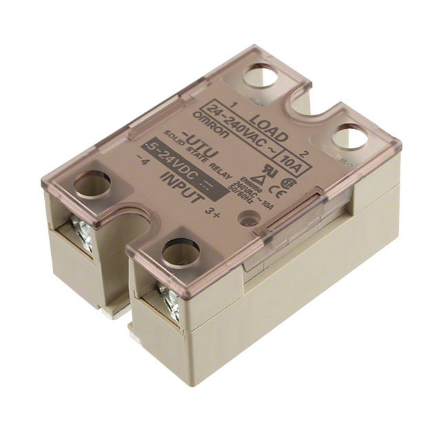 Omron g3na-210b-dc5-24 solid state relay, zero cross function.