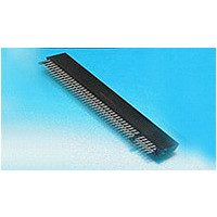 Conn Card Edge SKT 20 POS 2.54mm Solder ST Thru-Hole