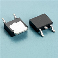 The TO-252 package is widely preferred for commercial-industrial surface mount applications and suited for low voltage applications such as DC/DC converters