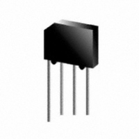 RECTIFIER BRIDGE 600V 2A KBPM