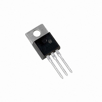 MOSFET P-CH 500V 2A TO-220AB