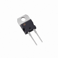 10 x STTA806D TURBOSWITCH ULTRA-FAST HIGH VOLTAGE DIODE TO-220-2 600V 8A