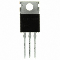 MOSFET P-CH 500V 10A TO-220