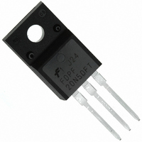 MOSFET N-CH 500V 20A TO-220F