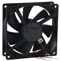 FAN 24VDC 2.64W 92MM FBA HYDRO