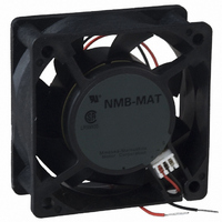 FAN 24VDC 2.04W 60MM FAB HYDRO
