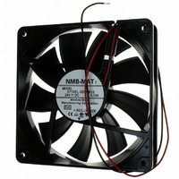 FAN DC AXIAL 24V 119X25 1600 RPM