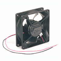 FAN 24VDC 1.70W 80MM FBA HYDRO