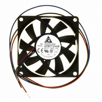 FAN DC AXIAL 12V 4400RPM