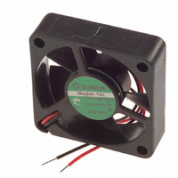 FAN 12VDC 35X10MM 0.7W 6.5CFM