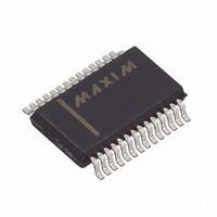 IC ADC W/LCD DRIVER 28-SSOP