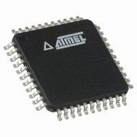 MCU AVR 32K FLASH 16MHZ 44-TQFP