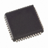 IC 8051 MCU FLASH 32K 44PLCC