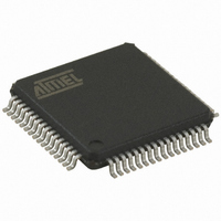 IC 8051 MCU FLASH 64K 64VQFP