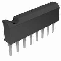 IC OPAMP DUAL 16V SIP8