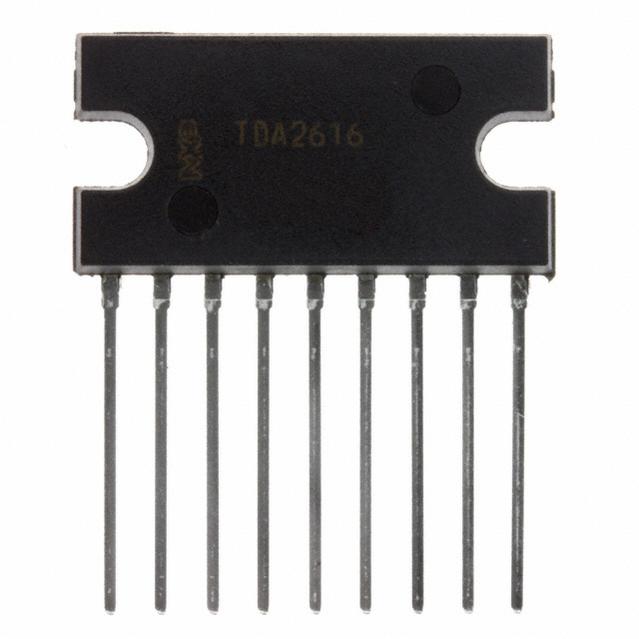 TDA2616 IC AMP AUDIO PWR 15W Hi-fi 9SIL