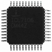 IC ADC 3.5 DIGIT LCD/LED 44-MQFP