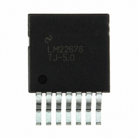 IC REG SWITCH BUCK 3A 5V TO263-7