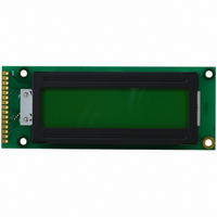 LCD MODULE 16X2 CHARACTER