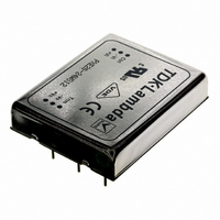 DC-DC CONVERTERS 12V 20W 1.67A