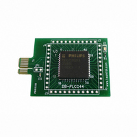 BOARD FOR P89LPC952FA 44-PLCC