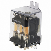 TE CONNECTIVITY RELAY POTTER/&BRUMFIELD KUP-5D55-12 SPDT,240VAC,32VDC,10A