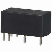 RELAY LATCHING SPST-NO 5A 12VDC