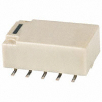 RELAY LO PRO DPDT 2A 5VDC SMD