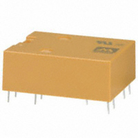 RELAY 2A 6VDC AMBER FLATPACK PCB
