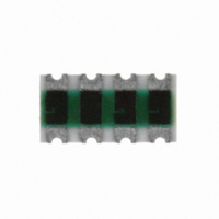 RES ARRAY 390 OHM 8TERM 4RES SMD